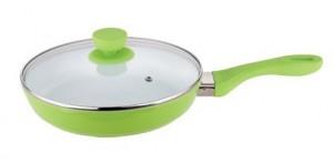 Сковорода с керамическим покрытием Bergner BG 6626
