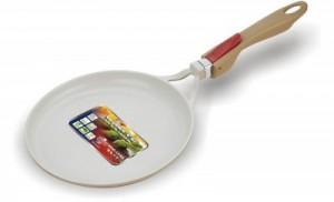 Керамическая сковорода для блинов