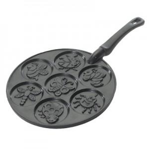 Фигурные сковороды для оладьев различного диаметра